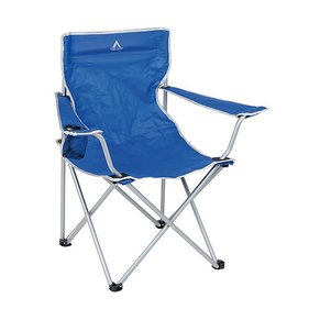 Camp Gear Chair faltbar blau