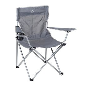 Camp Gear Chair faltbar grau