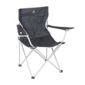 Camp Gear Chair faltbar schwarz