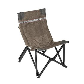 Bo-Camp Urban Outdoor Klappstuhl Brooklyn taupe
