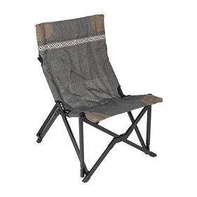 Bo-Camp Urban Outdoor Klappstuhl Brooklyn grau