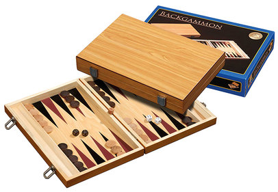 Philos Backgammon Skiathos Medium 35x23,5cm