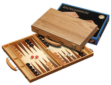 Philos Backgammon Kreta medium 38x24cm
