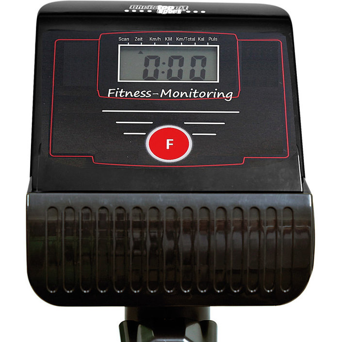 Christopeit hometrainer HT-200 black limited edition