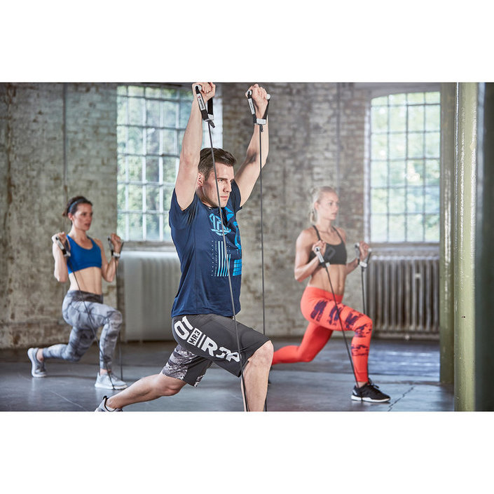 Reebok resistance tube light