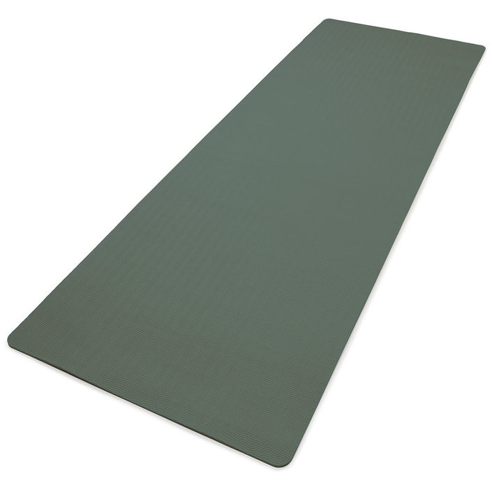 Adidas yoga mat 8mm raw green