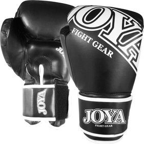 Joya bokshandschoenen Top One zwart/wit 12oz
