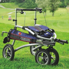 Trionic Veloped Golf rollator