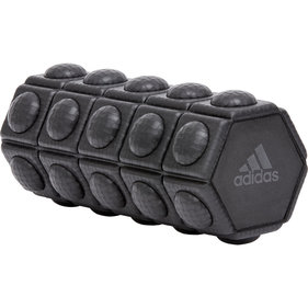 Adidas mini foam roller black