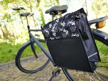 Valetti single panniers