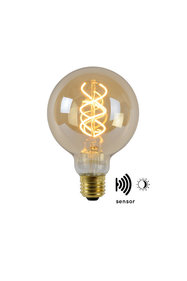 Lucide - LED BULB TWILIGHT SENSOR - Filament lamp - 49032/04