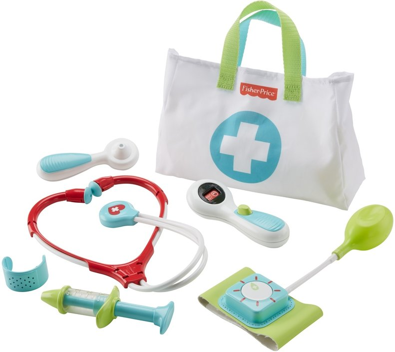 Fisher-Price doktersset