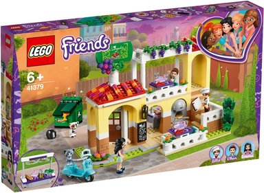 LEGO Friends Heartlake City Restaurant - 41379