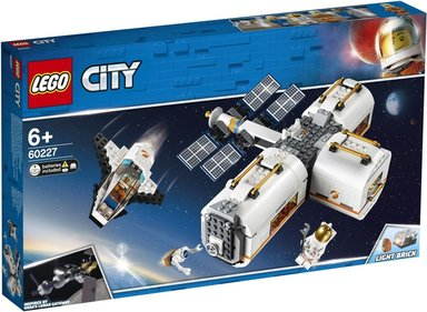 LEGO City Space Station on the moon Lego - 60227