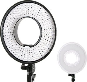 Falcon Eyes LED Ring Lamp Dimbaar DVR-300DVC