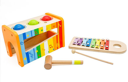 Valetti Wooden Xylophone for children