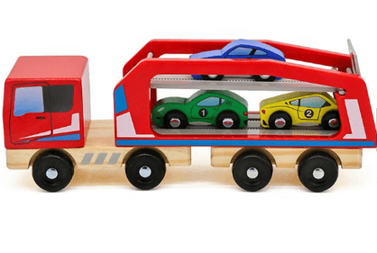 Valetti Wooden Car Truck