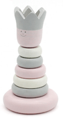 Valetti Wooden Pastel Stacking Tower