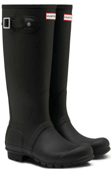 Hunter Original Tall regenlaarzen dames