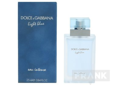 D&G Light Blue Eau Intense Pour Femme Edp Spray