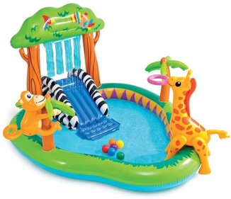 Intex Playcenter Jungle opblaaszwembad