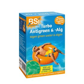 Turbo Anti-Groen & Alg  300 ml