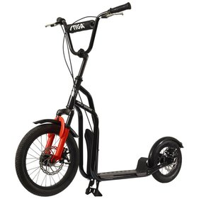 Stiga  Air Scooter 16'' SA black/red