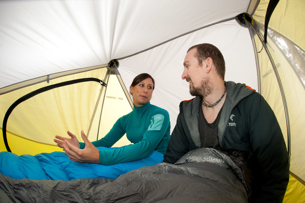 Sea to Summit The Specialist Shelter Duo Tent voor 2