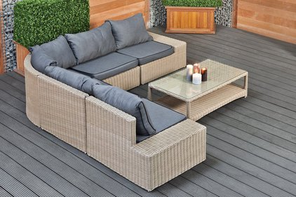Gardexo Modena wicker loungeset