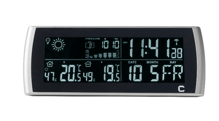 Cresta DTX390 weather station