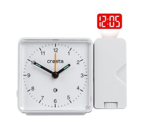 Cresta PRA310 projection alarm clock