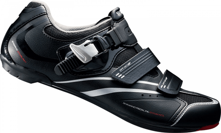 Shimano SH-R088L Road Bike shoes Gentlemen black (Size: 42) Road Bike shoes