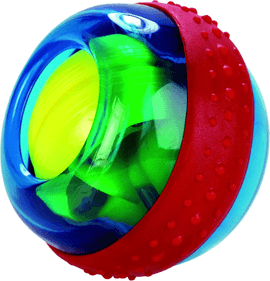 Bremshey Handgelenkstrainer Magic Ball, blau / rot / gelb, 08BRSFU149