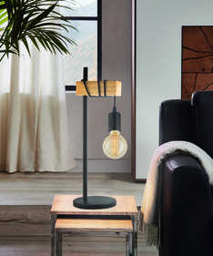 Eglo Townshend table lamp 32918
