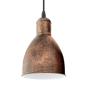 Eglo Priddy 1 hanging lamp 49492