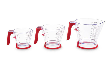 Zyliss Measuring cup set 3 pieces