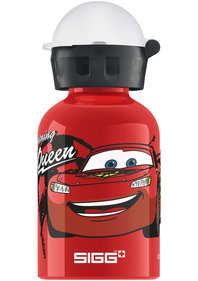 Sigg Kids minium Trinkflasche Cars Lightning Mc Queen 0.3L