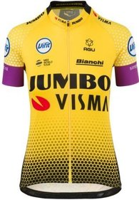 AGU Team Jumbo-Visma Replica Damen Bike Shirt