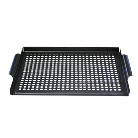 Point-Virgule BBQ grillplaat 40.5x29.5cm
