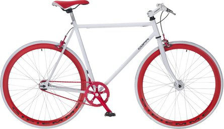 Fausto Coppi Fisso Single Speed Bike