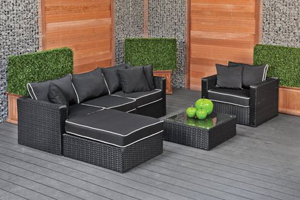 Gardexo Frascati wicker loungeset