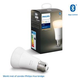 Philips Hue Bluetooth standaardlamp - E27 - warmwit licht - 1-pack