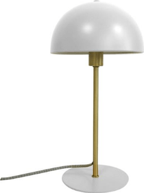 Leitmotiv table lamp Bonnet metal
