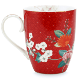 Pip Studio Blushing Birds 350ml Tasse