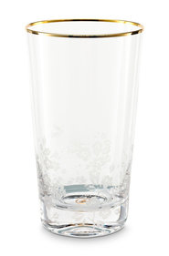Pip Blushing Birds Longdrink Glass Blushing Birds Clear 330ml