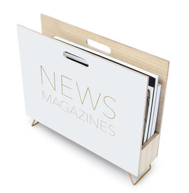 Balvi News magazine rack