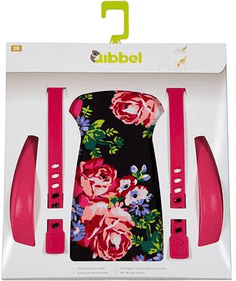 Qibbel Styling Set Luxury Rear Seat Blossom Roses