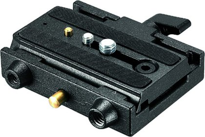 Manfrotto QR Adapter With Sliding Plate 577