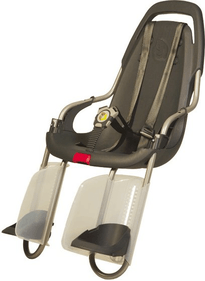 Qibbel rear child bike seat