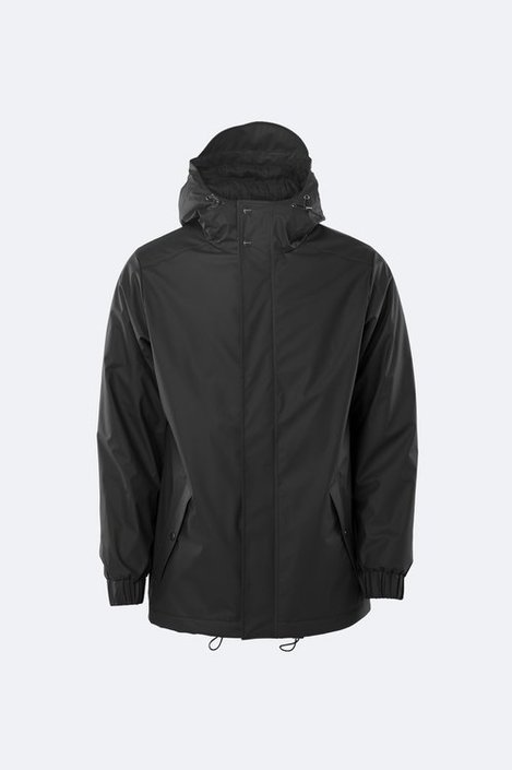 Rains Quilted Parka rain coat